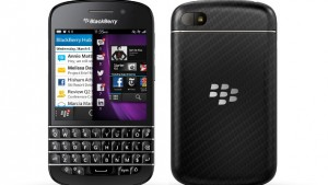 BlackBerry Q10 Specification