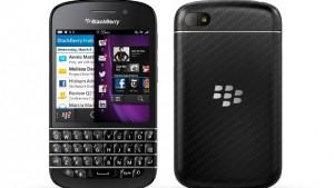 BlackBerry Q10 Specification